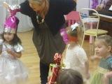 танец с конфетками